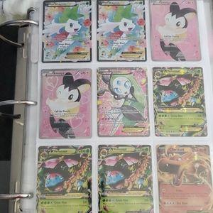 Lot of 19 EX Pokémon Cards
